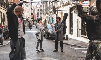 Amantes del cine, conozcan lugares de famosas filmaciones en Madrid