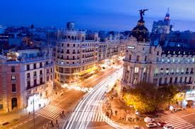 Lugares históricos y políticos en Madrid