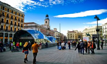 Puerta del Sol un lugar con historia