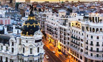 Tres conocidas películas rodadas en Madrid