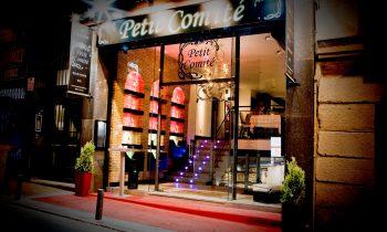 Petit Comitè el restaurante de una deliciosa comida francesa